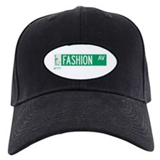 Fashion Avenue in NY Baseball Hat