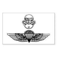 Marine Recon Rectangle Decal