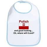 Good Looking Polish Bib