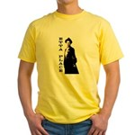 Etta Place Yellow T-Shirt