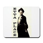 Etta Place Mousepad