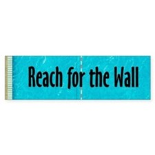 TOP Swim Slogan Bumper Sticker