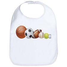 Balls of Sports - Bib
