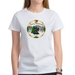 XmasMusic1MCL/Scottie #12 Women's T-Shirt
