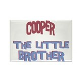 Cooper - The Little Brother Rectangle Magnet