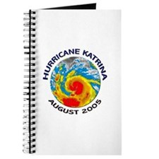 Hurricane Katrina Satellite Journal