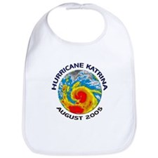 Hurricane Katrina Satellite Bib