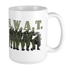 SWAT ENTRY TEAM Mug