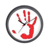 """CSI"" Wall Clock"