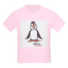 Cute Puffin T-Shirt