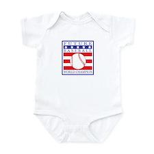 Future Baseball World Champion Infant Bodysuit