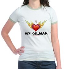 I Love My Oilman T