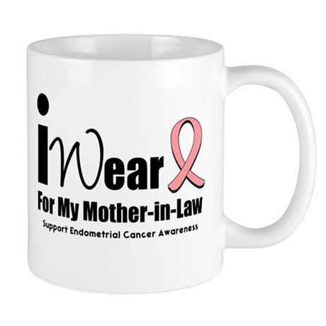 Endometrial/Uterine Cancer Mug
