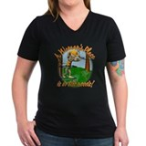 Woman's Place in the Woods Shirt