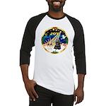 XmasSunrise/Cocker Baseball Jersey