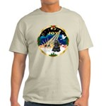 XmasSunrise/Cocker Light T-Shirt