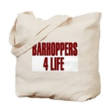 The Barhoppers Tote Bag