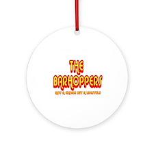 The Barhoppers Keepsake (Round)