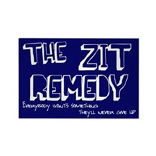 Zit Remedy Rectangle Magnet (10 pack)
