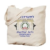 Central Winds Tang Soo Do Tote Bag