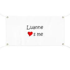 Luann Banner