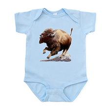 Our Bison Infant Bodysuit