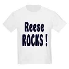 Reese Rocks ! Kids T-Shirt