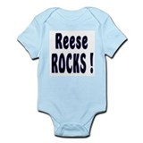Reese Rocks ! Infant Creeper