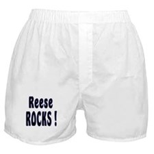 Reese Rocks ! Boxer Shorts