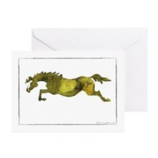 Christmas Horse Greeting Cards (Pk of 10)