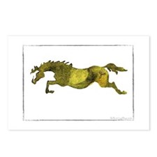 Christmas Horse Postcards (Package of 8)