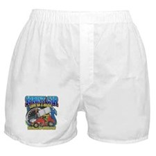 Sprint Car Life Boxer Shorts