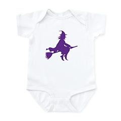 Halloween Witch Infant Bodysuit