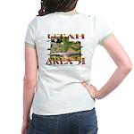 Utah The New Area 51 Jr. Ringer T-Shirt