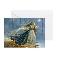 Spring Faerie Greeting Cards (Pk of 20)