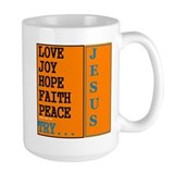 Judah Knights  Coffee Mug