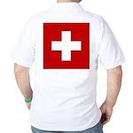 Swiss Cross-1 Golf Shirt