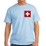 Swiss Cross-1 Light T-Shirt