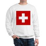 Swiss Cross-1 Sweatshirt