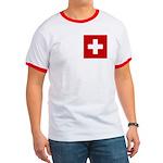 Swiss Cross-1 Ringer T