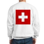 Swiss Cross-1 Sweatshirt