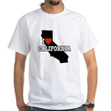 I Love California Shirt