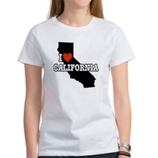 I Love California Tee