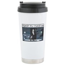Wanna Go For A Ride Ceramic Travel Mug