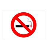No Smoking Postcards (Package of 8)