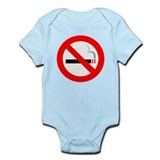 No Smoking Onesie