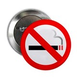 "No Smoking 2.25"" Button"