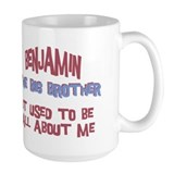 Benjamin - All About Big Brot Mug