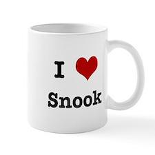 I love Snook Mug