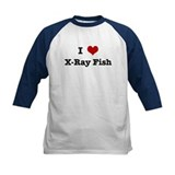 I love X-Ray Fish Tee